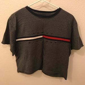 Tommy Hilfiget Cropped Tee
